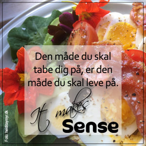 Kostvejleder og Sense-konsulent Heidi Taymyr